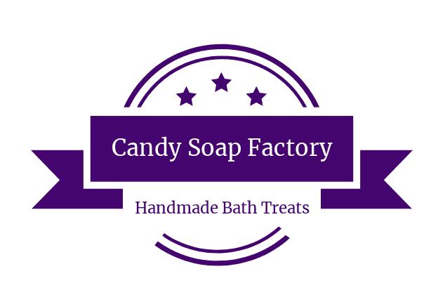 Le logo de la Candy Soap Factory