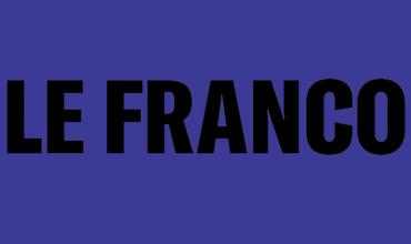 Logo du journal Le Franco